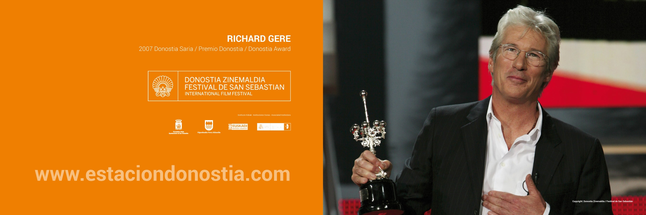 Richard Gere (2007)
