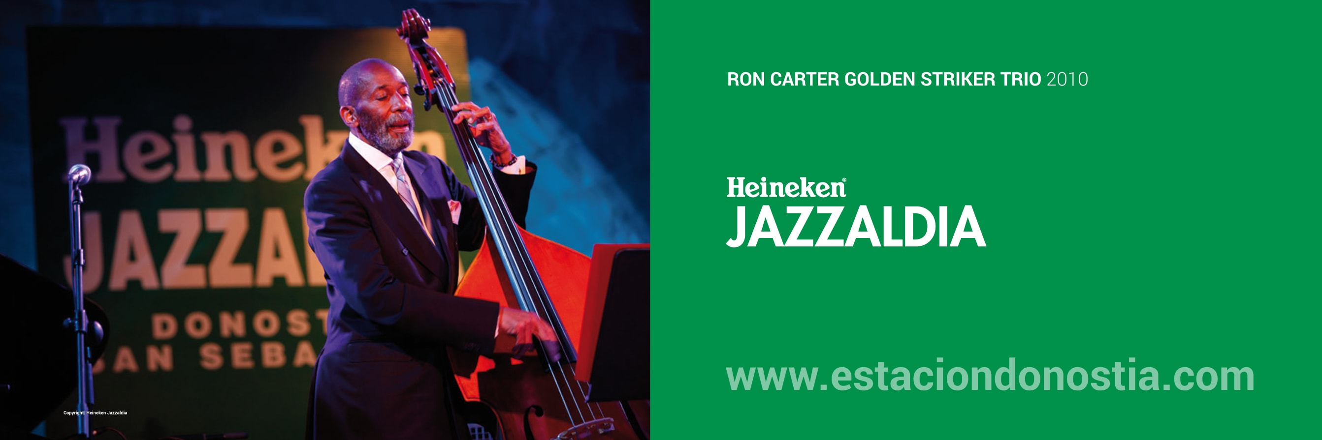 Ron Carter Golden Striker Trio (2010)