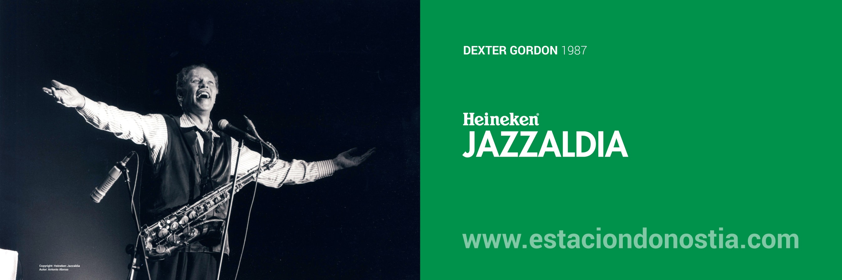 Dexter Gordon (1987)